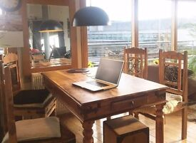 Home office / deskspace available for hire during the day in Hackney