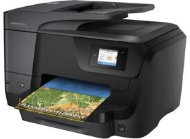 Perfect condition -- HP Officejet Pro 8710 All-in-One Printer