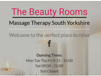 Swedish Massage Therapy Dinnington Near J31 M1