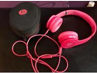 Beats by Dr. Dre Solo1 headphones