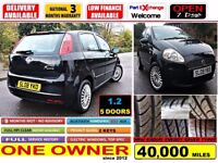 2008 (08) Fiat Grande Punto 1.2 Active 5 DOORS - ONE OWNER, CORSA POLO FORD FIESTA KA FABIA FOCUS
