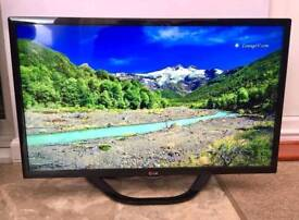 "LG 32"" SMART LED TV, FULLY BOXED and RECEIPT, LIKE BRAND NEW, DELIVERY"