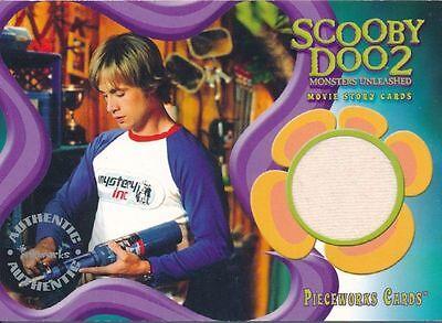 Scooby Doo Freddy Costume (SCOOBY-DOO 2 - FREDDIE PRINZE JR AS FRED - PW2 -)