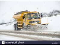 HGV SNOW PLOUGH / GRITTER DRIVERS - WINTER CONTRACT WITH POTENTIAL OF FULL TIME WORK.