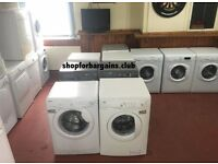 Reconditioned Washing Machines for sale from £99. inc. 1 year warranty