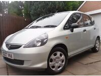 07 HONDA JAZZ**LOW MLS F.S.H**£1450**