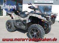 CFMOTO CFORCE 850 DLX EPS LOF Quad ATV Nordrhein-Westfalen - Willebadessen Vorschau