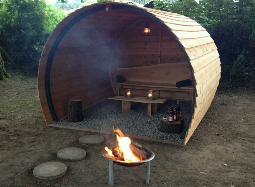 Glamping Sheds / Outdoor Pods For Sale (ORDER NOW FOR 2018)