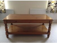 Ducal Pine Coffee Table