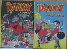 Dandy Annuals 1996 – 1998
