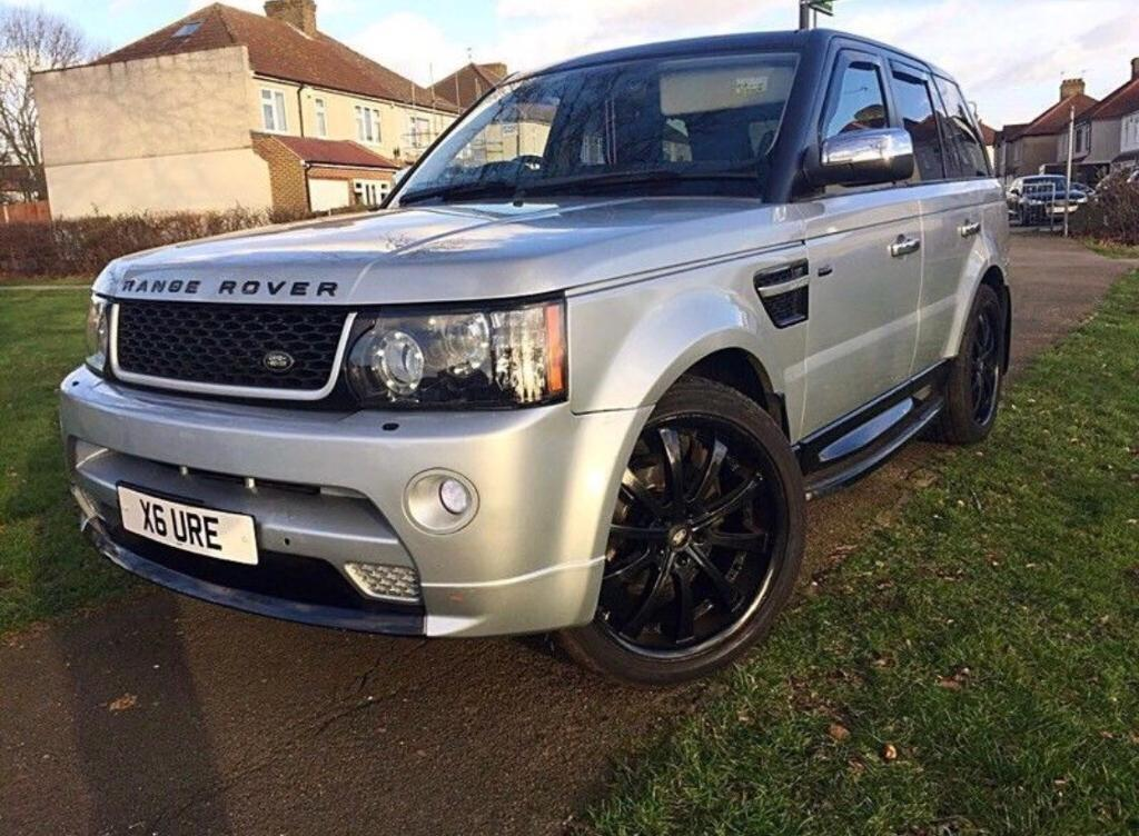 URGENT RANGE ROVER SPORTS Land Rover Jeep 4x4 SUV not q7 x5 5 7 series  discovery vogue evoque | in Welling, London | Gumtree