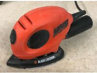 Black &Decker KA161 Mouse sander