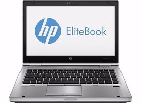 PROFESSIONALLY REFURBISHED HP8470 LAPTOP 4GB RAM 320GB HDD INTEL i5 WEBCAM MS OFFICE 6 MTH WRNTY VGC