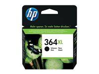*BRAND NEW*. Genuine HP 364XL Black Ink Cartridges
