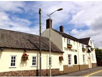 Experienced Assistant Manager Required for Acclaimed Village Pub