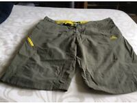 Mens Adidas climalite shorts 34 waist