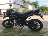 Generic trigger sm50 50cc motorbike