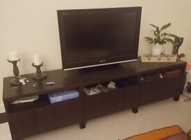 QUICK SALE: TV bench - living room furniture - great condition