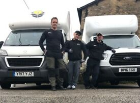 Cheap Reliable House removals and Clearance services in Doncaster Man and van, LutonVan