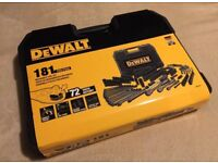 DEWALT 181 Piece Mechanics Tool Set and Hard Case - BRAND NEW