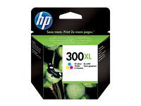 2 x HP 300 and 1 x HP 300XL ink cartridges new sealed (Bath)