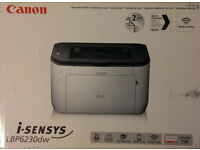 CANON i-SENSYS LBP6230dw WIRELESS LASER PRINTER