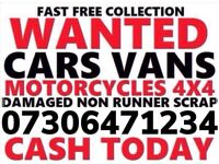 ☎️ SELL MY CAR VAN COLLECT TODAY ANY CONDITION SCRAP NON RUNNER ANYTHING CASH WAITING