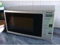 Second hand Sharp Microwave 800w R-247