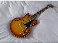 Gibson ES 339 in Light Caramel Sunburst (2007)