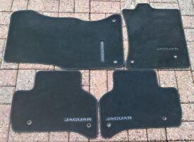 Genuine Jaguar XE accessories