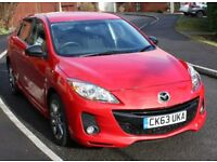 +++STUNNING LOOKING CAR WITH FULL SERVICE HISTORY+++ METALLIC RED+++