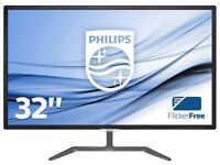 32 inch Philips Monitor like new