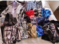 Bundle of Boys clothes 12-14 yrs.