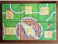 Carcassonne Mini Expansion The Crop Circles / Corn Circles II
