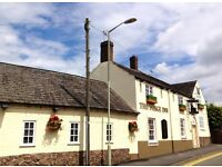 Assistant Manager Required for Acclaimed Village Pub & Dining