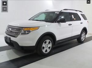 2013 Ford Explorer 4X4! V6! CLEAN CARPROOF !