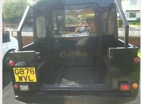 Land Rover Defender 110 1990 G reg.