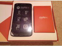BNIB MOTO X FORCE 64GB LTE BLACK