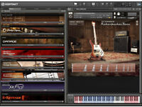 VARIOUS KONTAKT v5 INSTRUMENTS MAC or PC