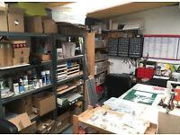 Fantastic Work Space for Designer/Maker