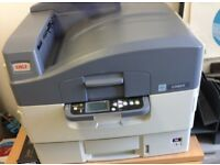 OKI C9655 Colour printer