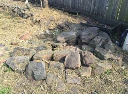 Garden Rockery Various Sizes Oxley Park Penrith Area Preview