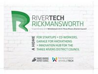 Get more freedom and Leave the Coffee Shop! Join The Workary Rickmansworth today from only £65 p/m