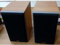 DENON SC-5MK speakers Mission pair