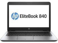 "HP EliteBook 840 G3 14"" 128GB SSD, Intel Core i5 6th Gen, 2.4GHz, 4GB Brand New Sealed"