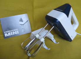 Kenwood mini mixer