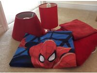 Spider-Man bedding set