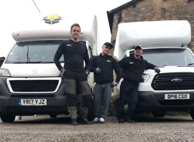 Cheap Reliable Huddersfield House & Office movers, Man and Van, Removals and clearance services