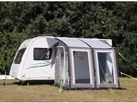 awning Sunncamp Air Volution 280 cost 600 bargain 225 collection or meet up at cost of fuel