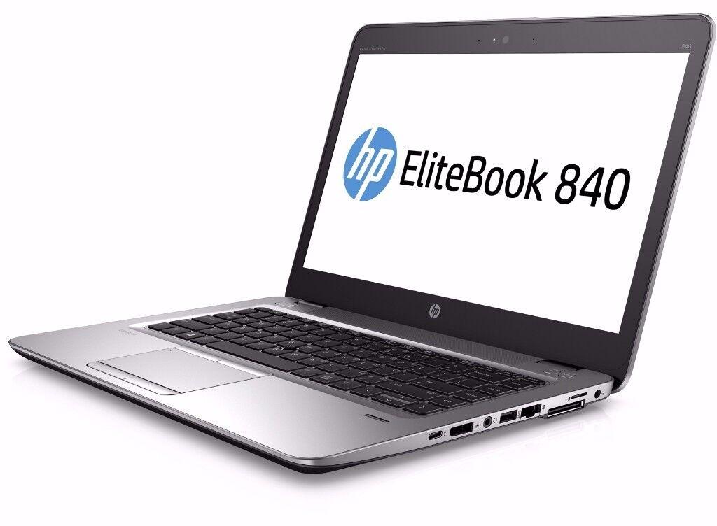 "Brand New Sealed HP EliteBook 840 G3 14"" Laptop - Intel Core i5-6200U | 256GB SSD | 8GB RAM DDR4"